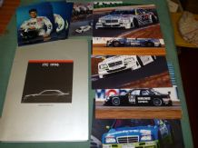 MERCEDES DTM - ITC 1996 Large Press Kit & col photos